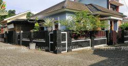 Rumah 2 lantai dijual di Sidoarum Sleman