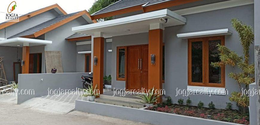 Rumah baru dijual dekat Prambanan Klaten
