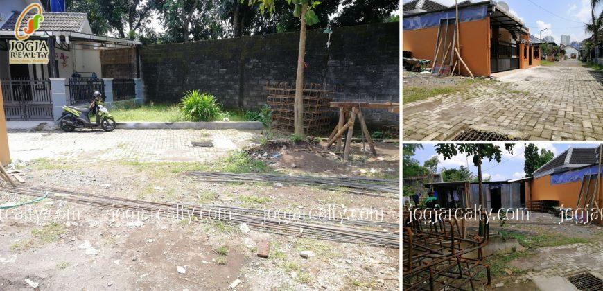 Tanah pekarangan dijual Lempongsari Palagan