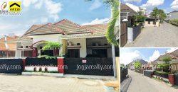 Rumah full furnished dijual Jakal Sleman