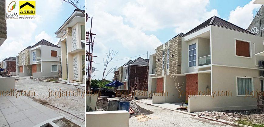 Rumah heritage Jogja dekat Malioboro dijual