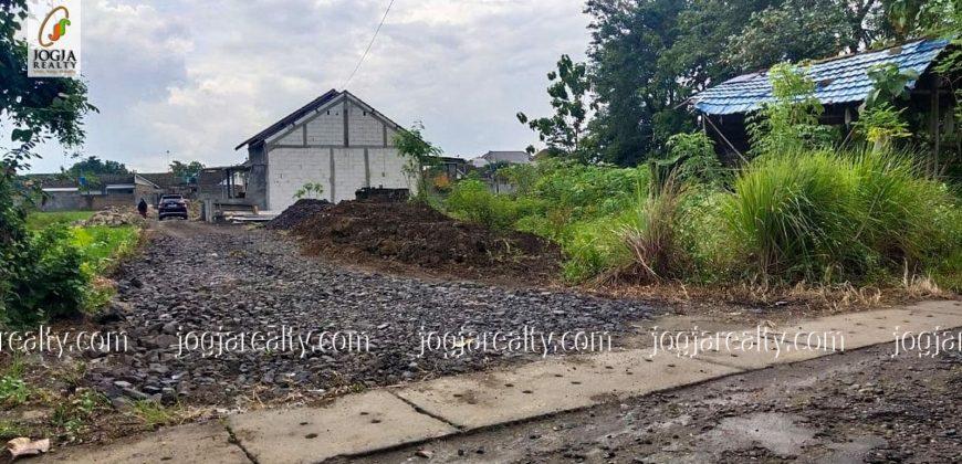 Rumah siap bangun murah Dijual Banguntapan