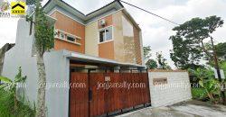 Rumah 2 lantai dijual Palagan Yogyakarta