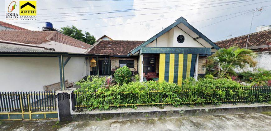 Rumah dijual tengah kota jogja dekat Malioboro