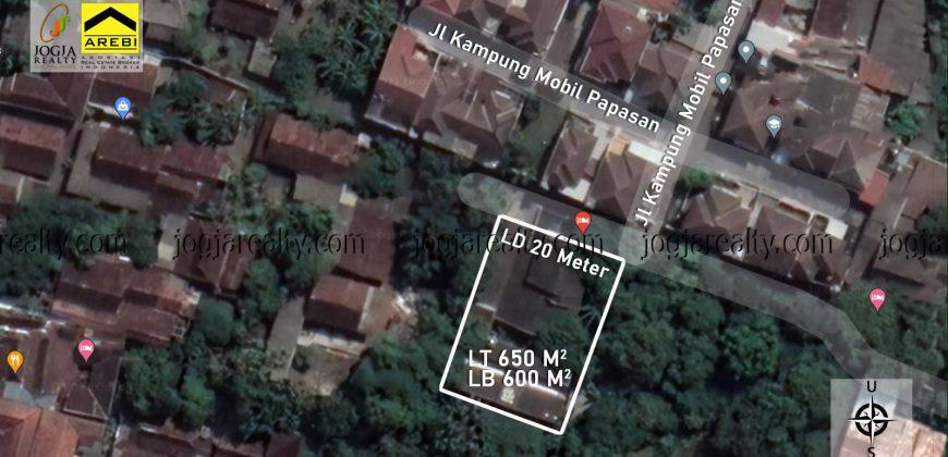 Kost dijual dekat UGM Sleman Jogja