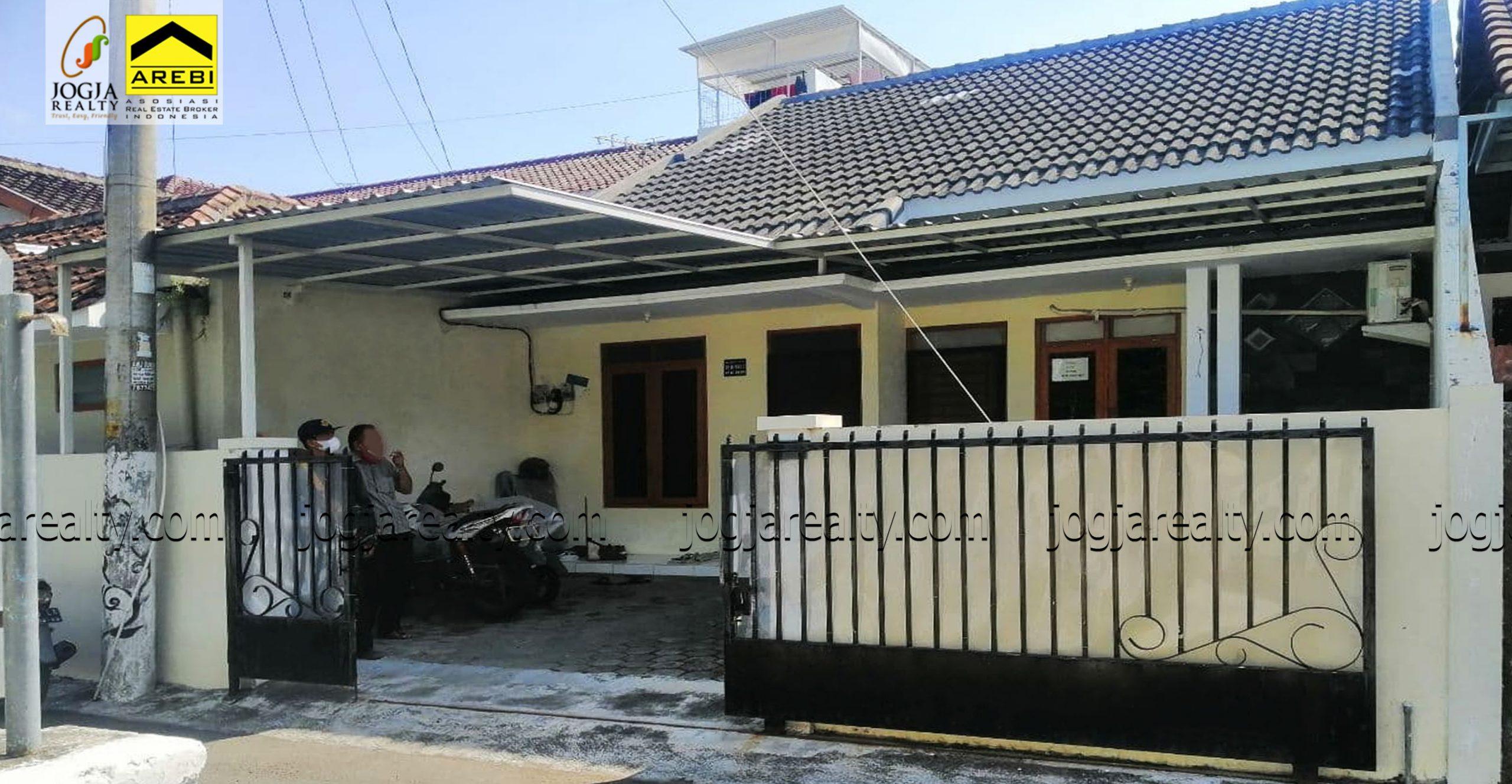 Rumah siap huni dijual Karangwaru Tegalrejo