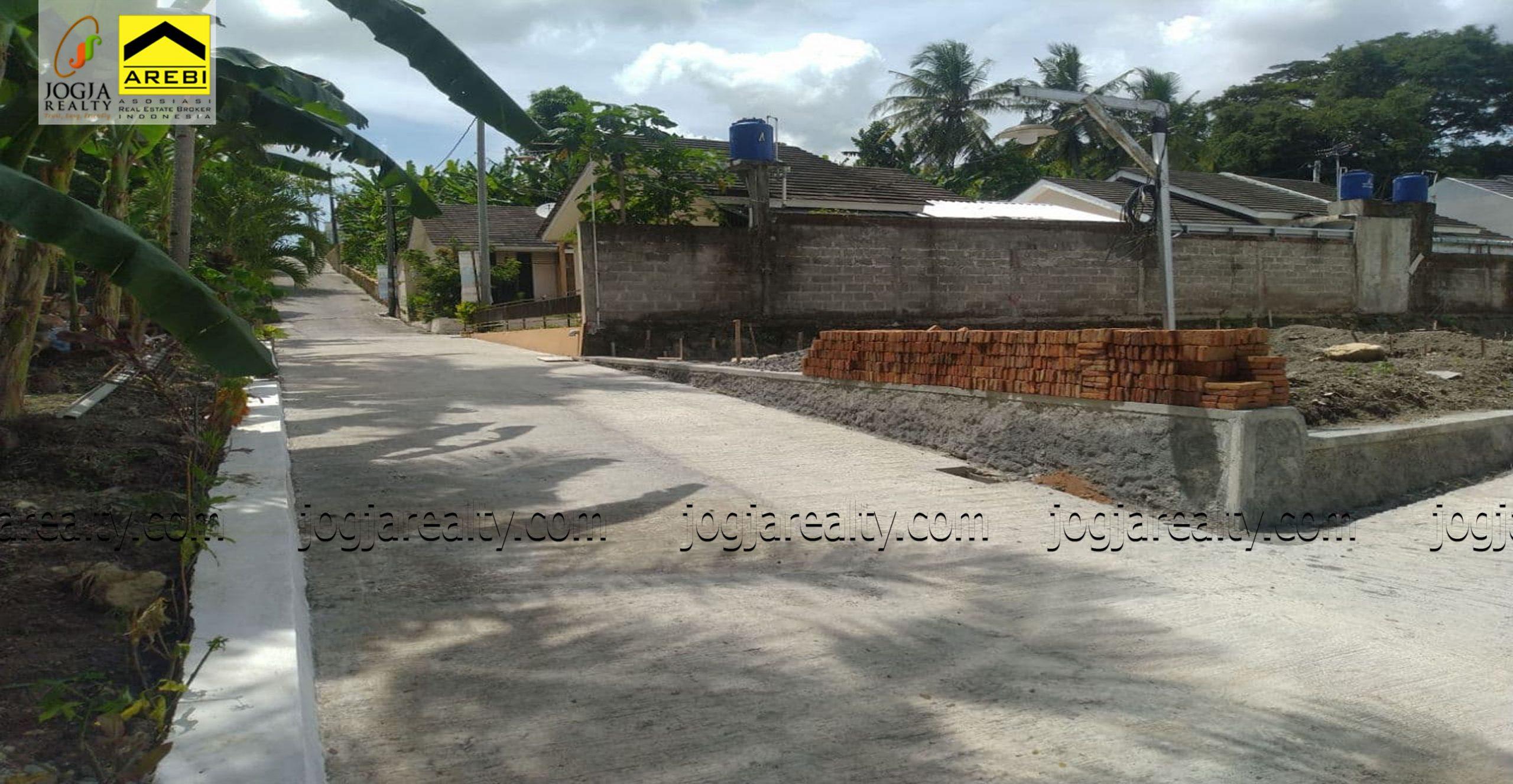 Rumah siap bangun dijual Kalirandu Bangunjiwo