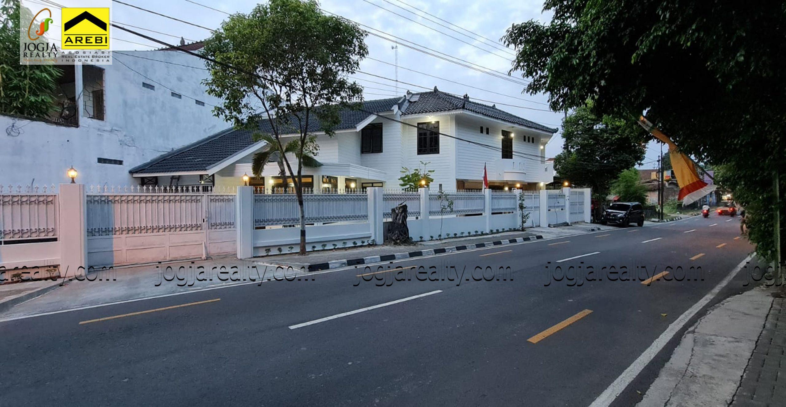 Rumah dijual Jogja kota dekat bonbin
