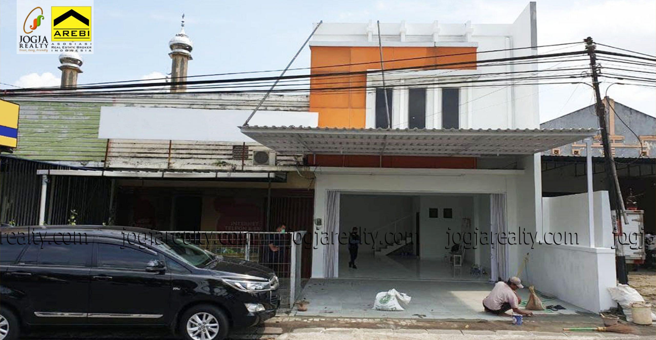 Ruko dijual jalan magelang Sleman Yogyakarta