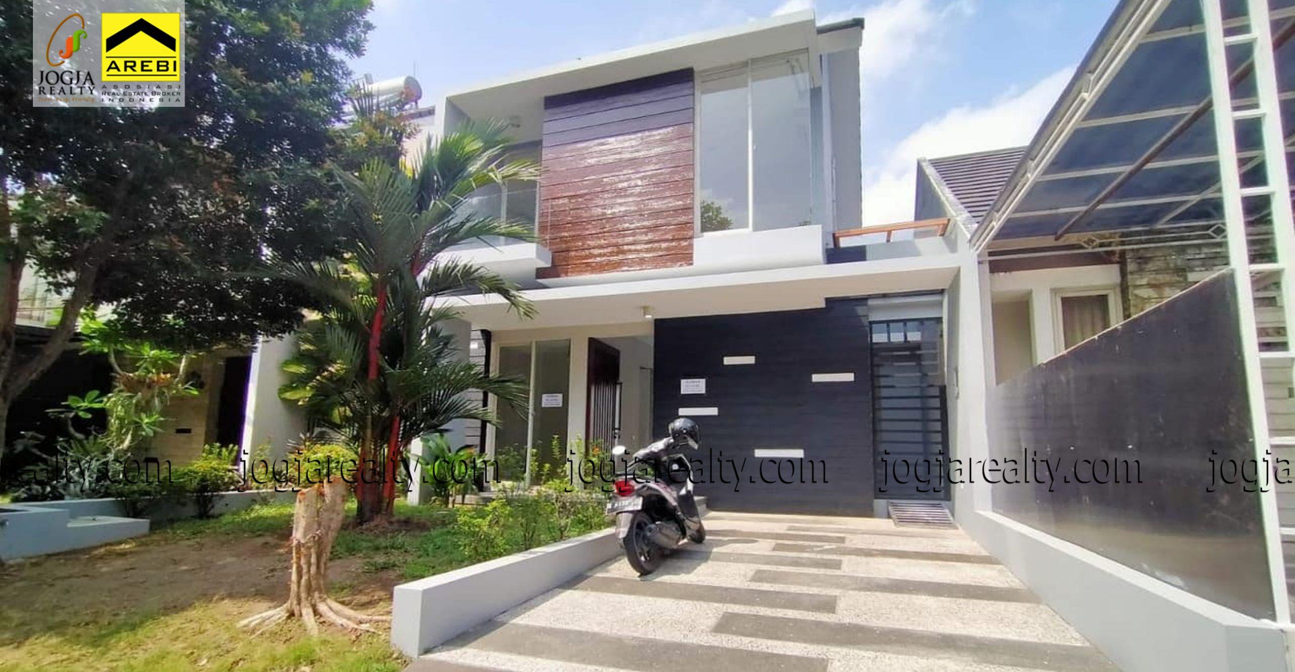 Rumah dijual perumahan Jalan Solo Purwomartani
