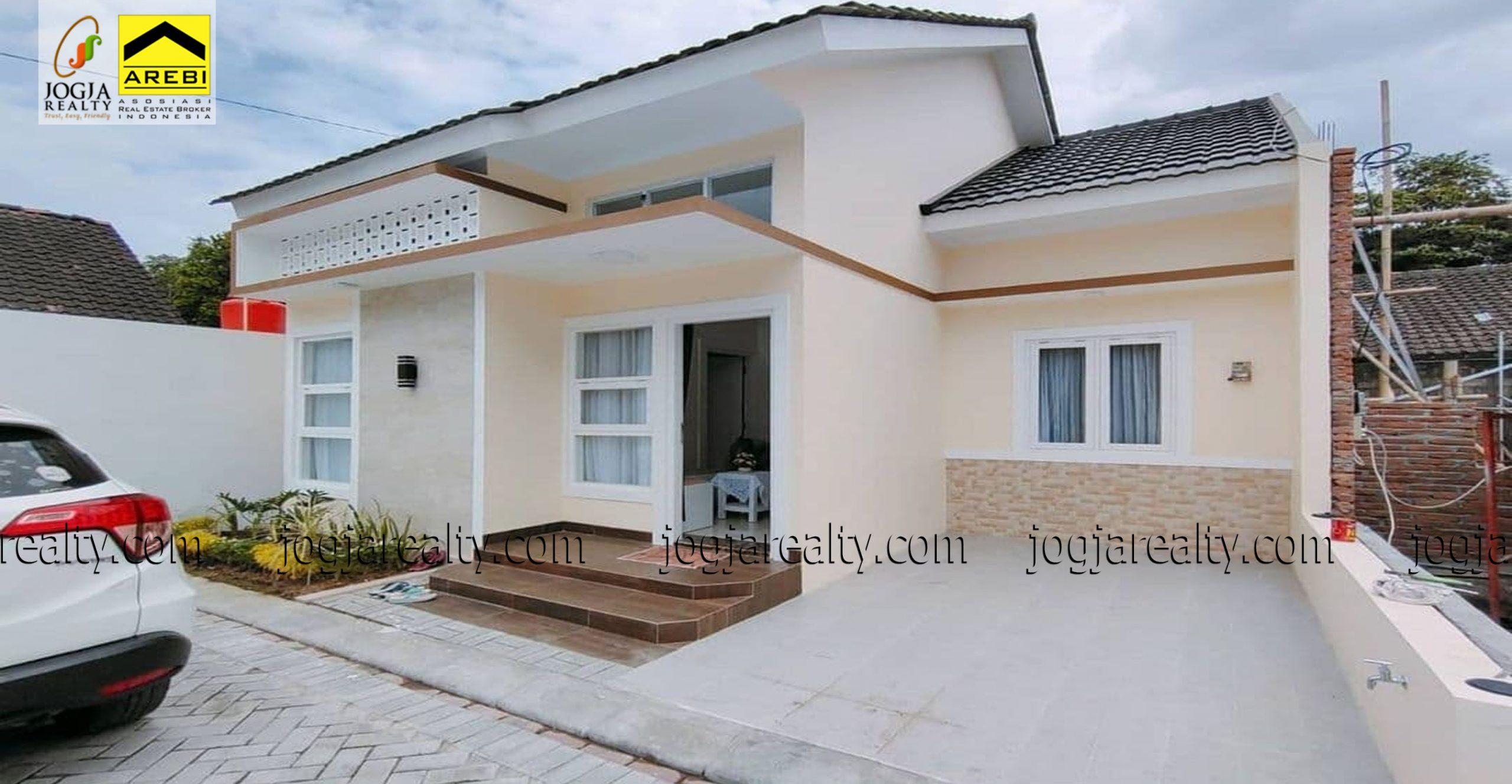 Rumah Baru Siap Huni Karangmojo Purwomartani