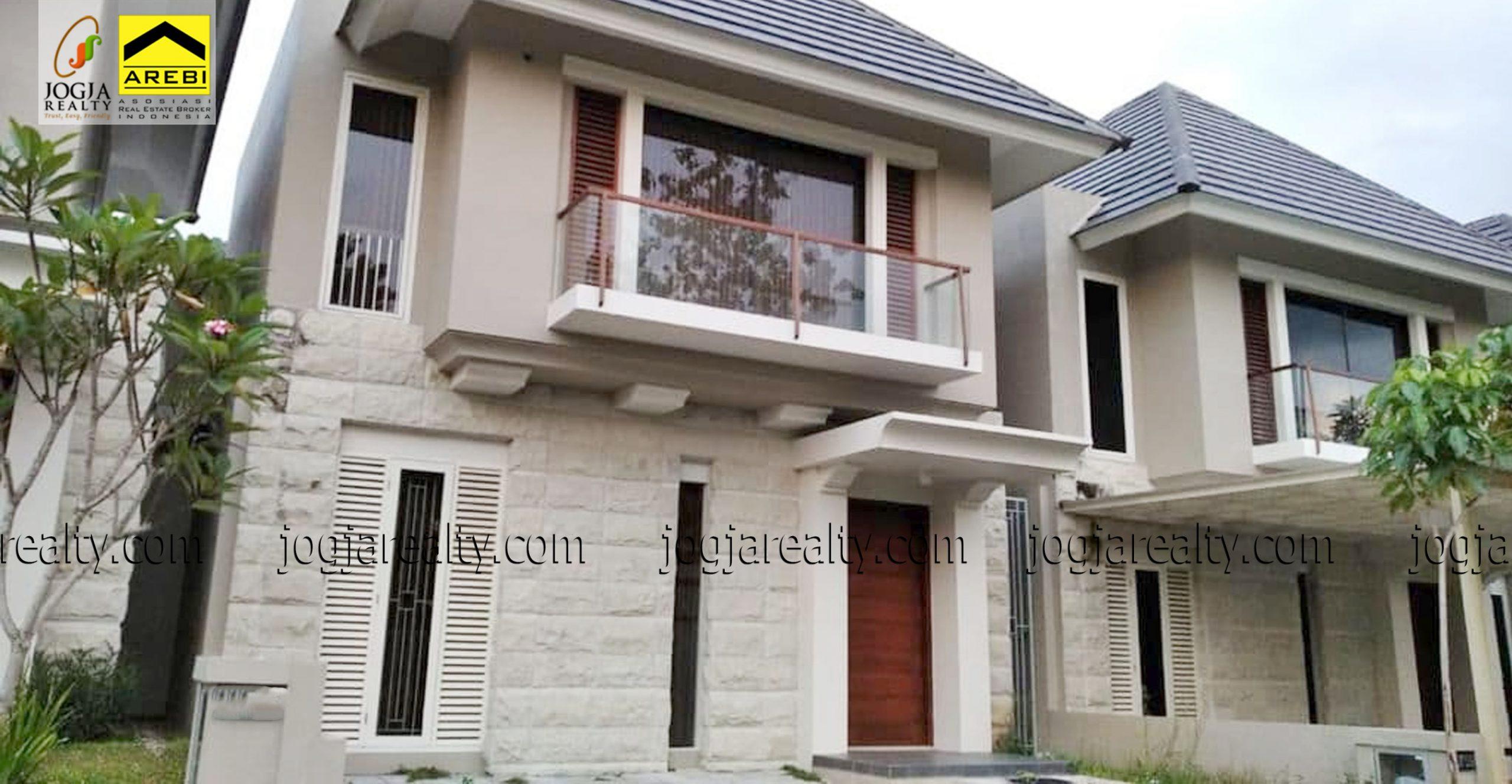 Rumah mewah 2 lantai dijual Sedayu